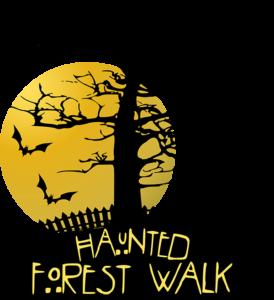 spooky tree graphic